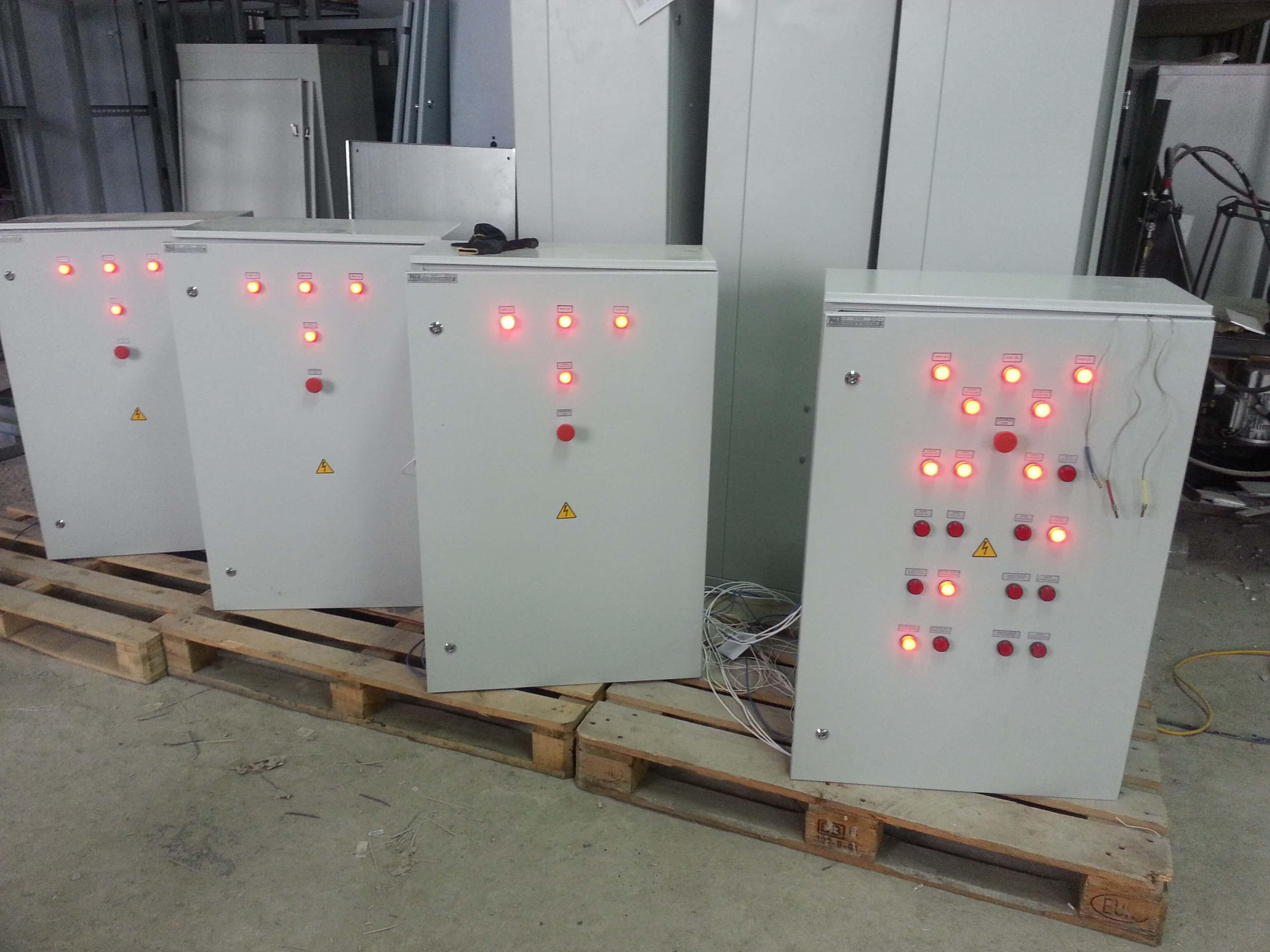 шкаф управления теплоузел (2)