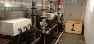 Погодозависимая автоматика системы автопления в котельных