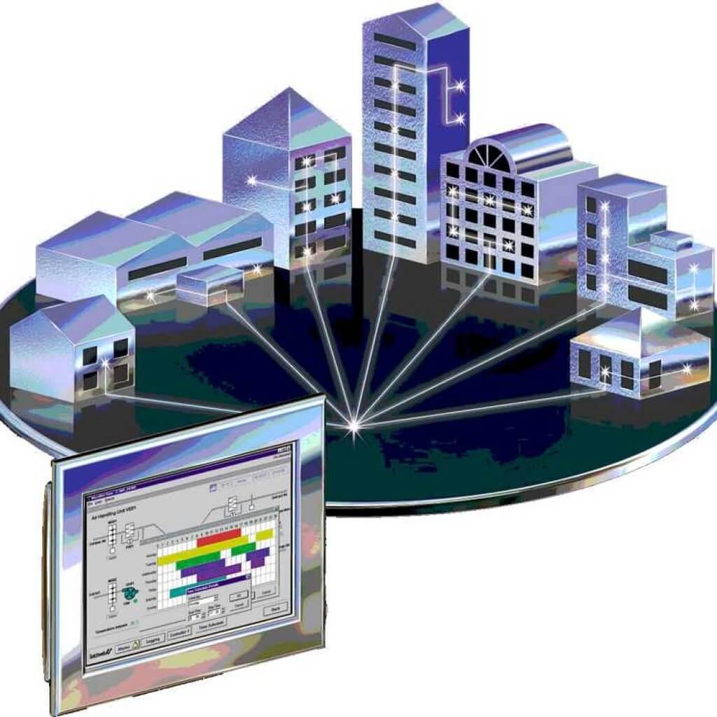 Система мониторинга и диспетчеризации